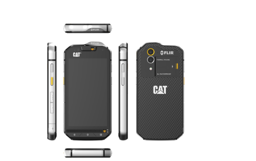 Front Image Cat S60