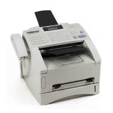 Left Image Brother FAX4100E