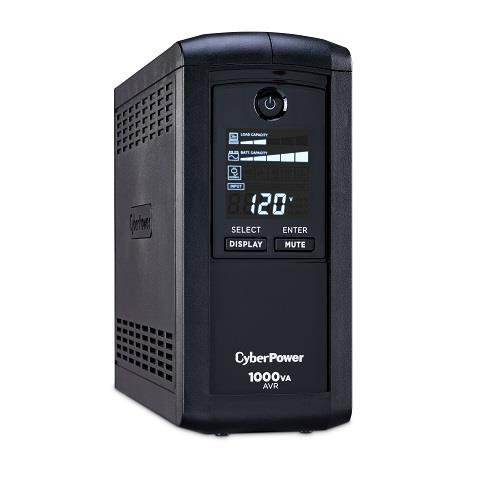 Right Image CyberPower CP1000AVRLCD