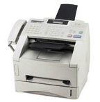Right Image Brother FAX4100E