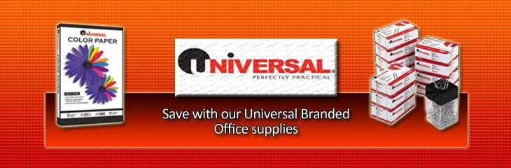 Save on Universal Items