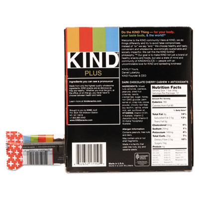 Rear Image Kind Snacks 17250